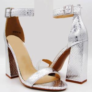 Sandale cod ST0018 Arginti