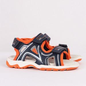 Sandale pentru băieți cod CP62 Portocali