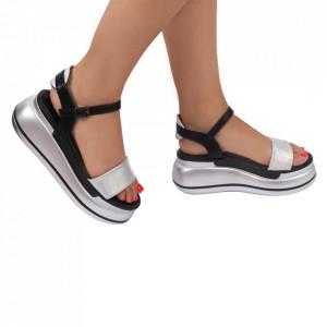 Sandale pentru dame cod 22050-6 Magic Silver