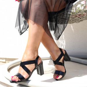 Sandale pentru dame cod 85017 Black