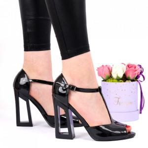 Sandale pentru dame cod C27 Black