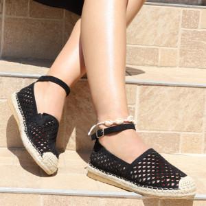 Sandale pentru dame cod F30 Black