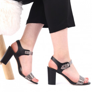 Sandale pentru dame cod J10 Black