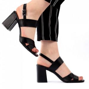Sandale pentru dame cod J55 Black