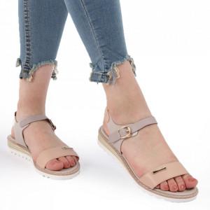 Sandale pentru dame cod L02 Grey