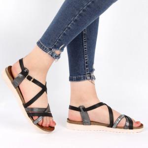 Sandale pentru dame cod LX50 Black