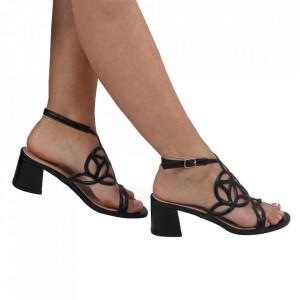 Sandale pentru dame cod OD0240 Black