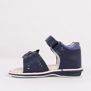 Sandale pentru fete cod CP60 Bleumarin