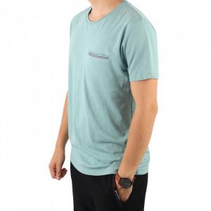 Tricou albastru cod FSD343 Green
