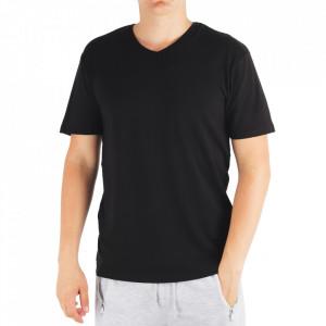 Tricou pentru bărbați Cod 4103 Black