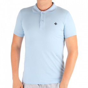 Tricou pentru bărbați Cod L1001 Blue