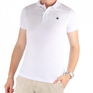 Tricou pentru bărbați Cod L1001 White