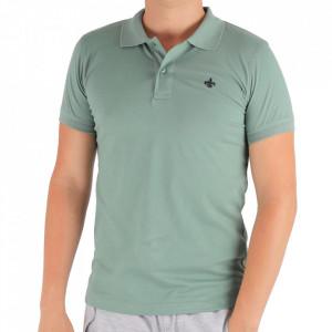 Tricou pentru bărbați Cod SHM5 Khaki