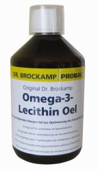 OMEGA 3 SI LECITINA 500 ML