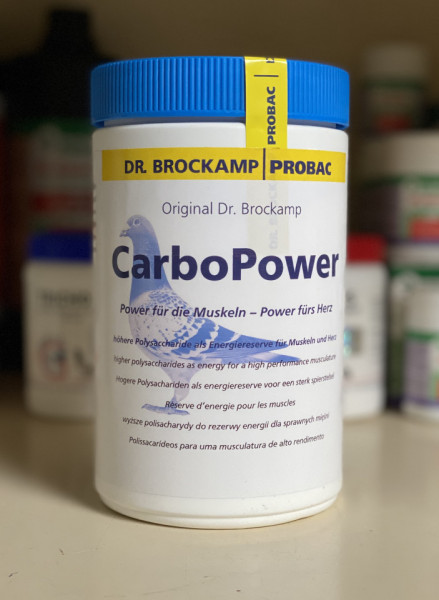 Carbo Power 500g
