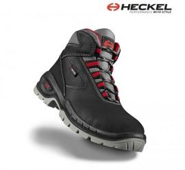 Bocanci de protectie Heckel S3 SUXXEED din piele cu design sport