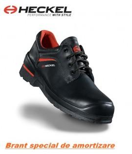 Pantofi protectie piele impermeabilizata Heckel MacSole 1.0 INL