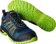 Pantofi cu protectie S1P Mascot Energy albastru dungi
