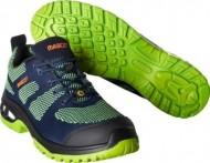 Pantofi cu protectie S1P Mascot Energy Albastru/verde