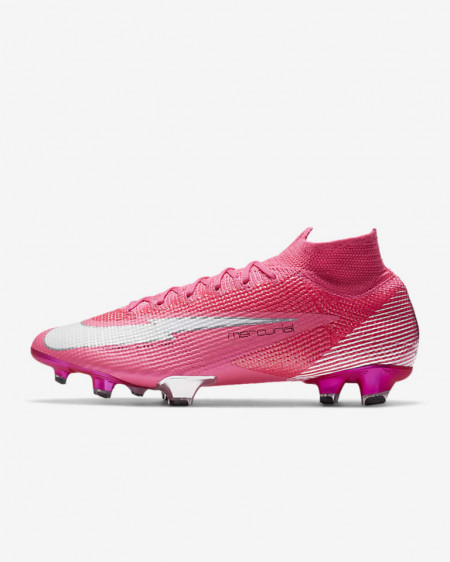 Nike Mercurial Superfly 7 Elite Mbappé Rosa FG