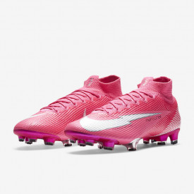 Nike Mercurial Superfly 7 Elite Mbappé Rosa FG