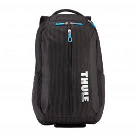 """Rucsac urban cu compartiment laptop Thule Crossover 25L Black pentru 15"""" Apple MacBook Pro, w Safe-zone"""