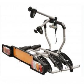 Suport biciclete Peruzzo Siena Fisso 669/3 cu prindere pe carligul de remorcare - pentru 3 biciclete