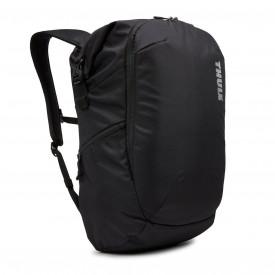 Rucsac urban cu compartiment laptop Thule Subterra Travel Backpack 34L Black