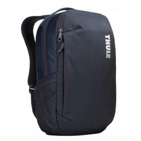 Rucsac urban cu compartiment laptop Thule Subterra Backpack 23L Mineral