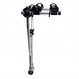 Suport biciclete Thule Xpress 970 cu prindere pe carligul de remorcare, pentru 2 biciclete