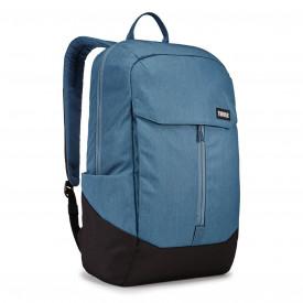 Rucsac urban cu compartiment laptop Thule LITHOS Backpack 20L, Blue/Black