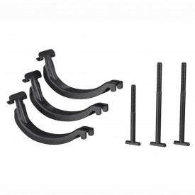 Adaptor Thule 8898 - pentru prindere suport bicicleta Thule UpRide 599 pe bare rectangulare