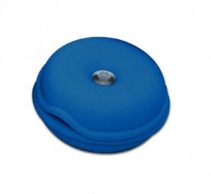 Cable Turtle Mini albastru | Organizator cabluri