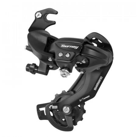 Schimbator spate Shimano Tourney RDTY300D 6/7 v-prindere ax-ureche cadru