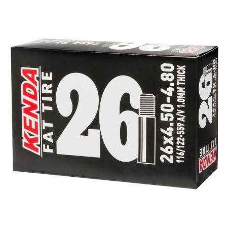 Camera KENDA 26×4,5-4,8 AV 35 mm Fat Tire
