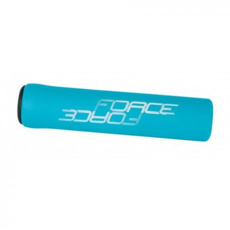 Mansoane Force Lox silicon albastre