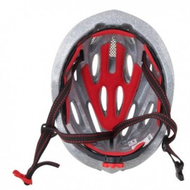 Casca Hal negru/rosu/alb L-XL