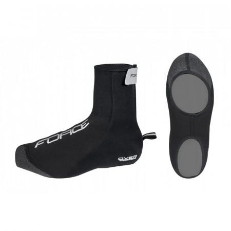 Huse pantofi Force Neoprene Over negre M