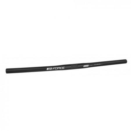 Ghidon Force MTB flat 25.4/600mm negru mat