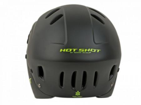 Casca Downhill AUTHOR Hot Shot HST X9 54-56 cm Negru MattNegru