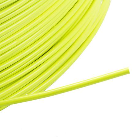Manta cablu frana GALBEN NEON 1M-2P/5mm