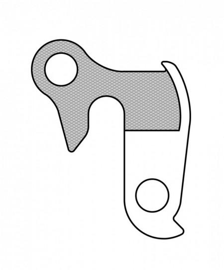 Union ureche cadru GH-002
