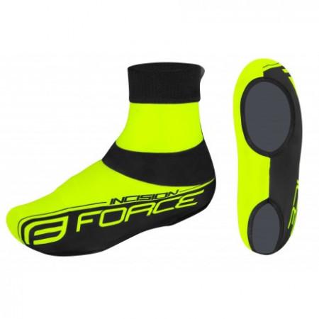 Huse pantofi Force Incision Fluo-Black S-M