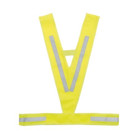 Vesta reflectorizanta triunghi M-WAVE M/L  XL/XXL  XS/S