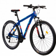 "Bicicleta Mtb Terrana - 29"" 500mm L Albastru"