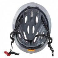 Casca Hal negru/portocaliu/alb L-XL