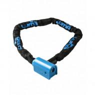 Lacat Luma Enduro 5 Chain 75 cm albastru C20