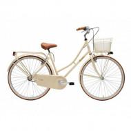 Bicicleta Adriatica Week End Lady 26 2021 1V crem 45 cm