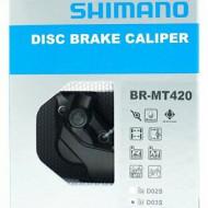 Etrier spate frana disc hidraulica Shimano BR-MT420