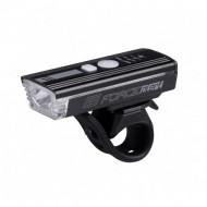 Far fata Force Alert 350 LM USB negru
